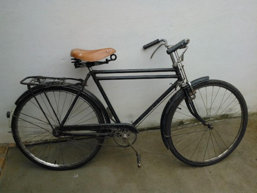 eixo de centro phillips bicicleta antiga humber hercules   Vazlon