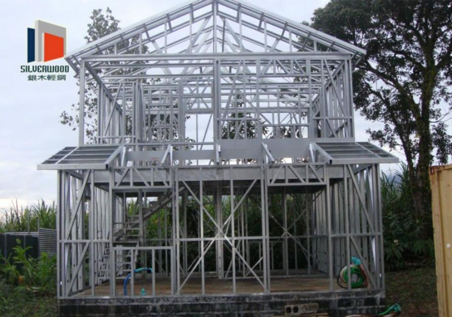 Empresa mdl montagem drywall steel vazlon brasil - Casas steel framing ...