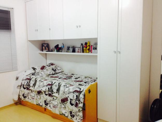 para quarto solteiro modulado guarda roupa porta canto  ~ Quarto Solteiro Escrivaninha