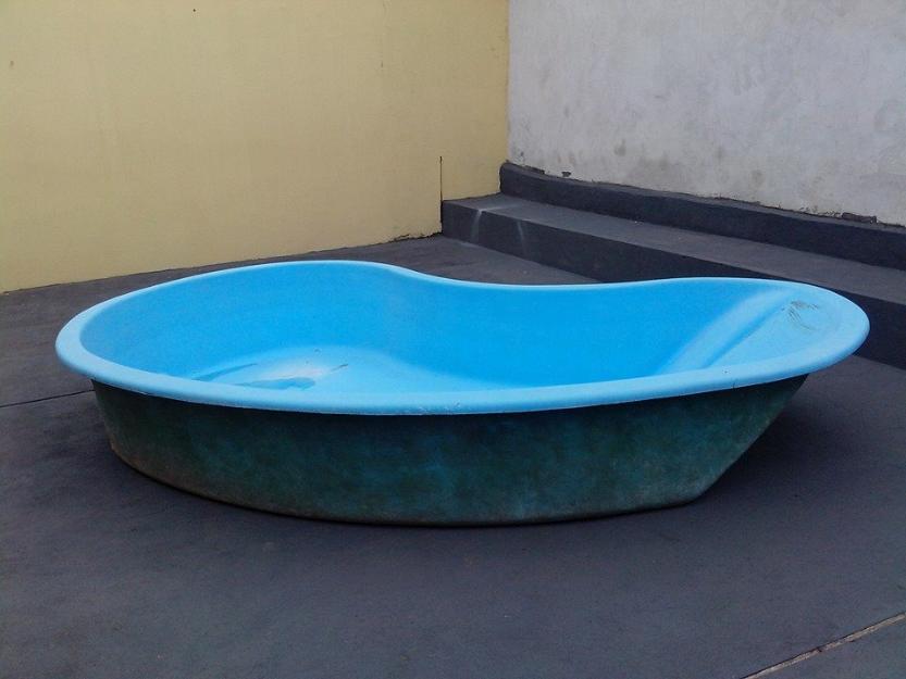piscina de fibra usada para vender sp