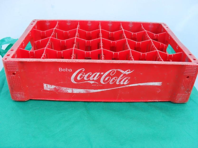 Engradado Coca Cola