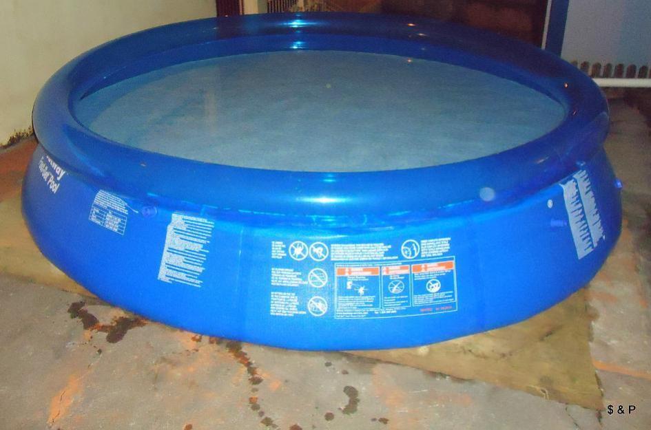 Piscina de lona mil litros vazlon brasil for Piscina 7 mil litros