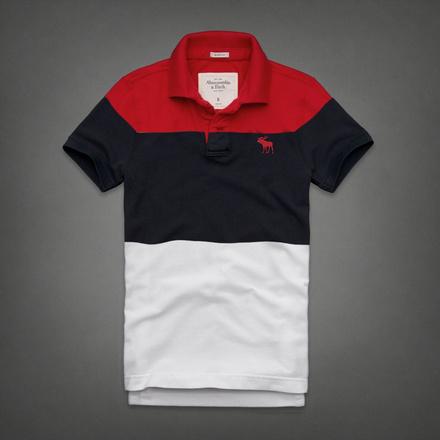 Camisa Polo Abercrombie Masculina