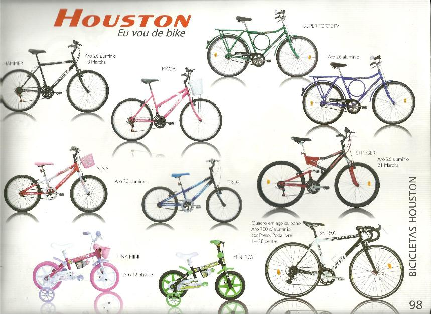 Bicicletas Houston
