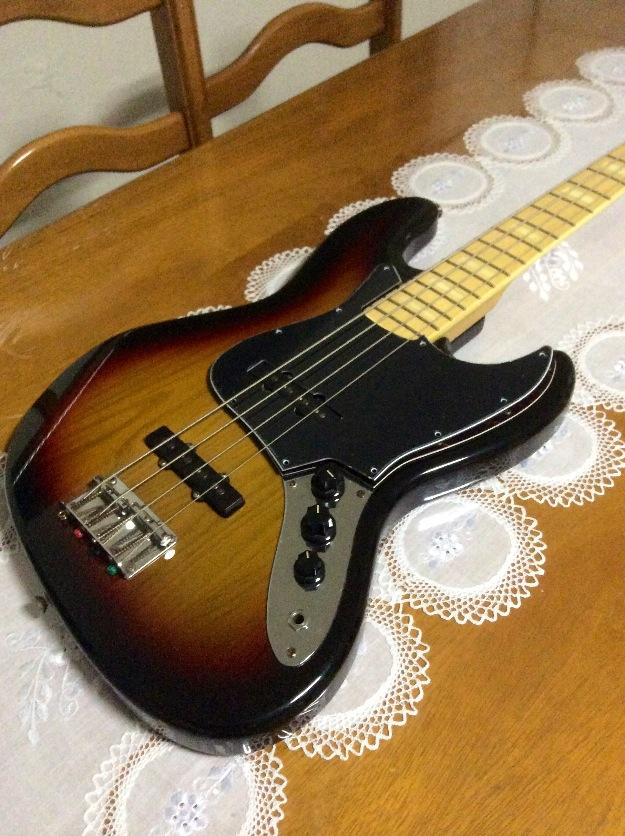 Circuito Para Baixo Jazz Bass : Baixo fender modern player jazz bass vazlon brasil