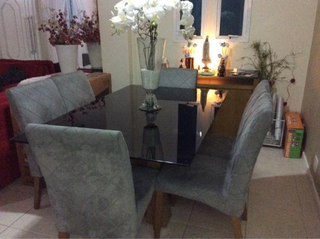 Sala De Jantar Com Aparador ~ sala de jantar com aparador sala de jantar com 6 cadeiras aparador em