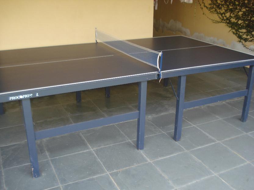 Mesa de ping pong da procopio super barata vazlon brasil for Mesa de ping pong usada