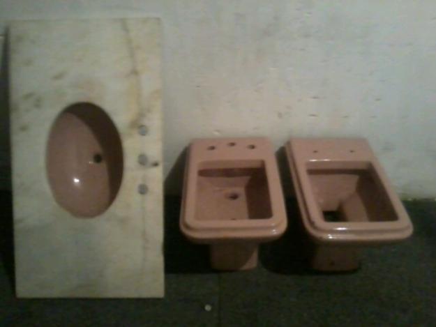 conunto vaso sanitario bacia e pia lavatorio cuba de  Vazlon Brasil -> Conjunto De Banheiro Vaso E Pia