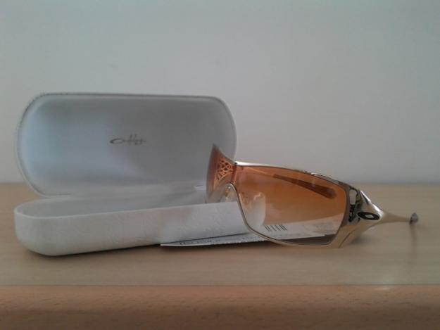 gold oakleys irfu  oculos da oakley dart gold