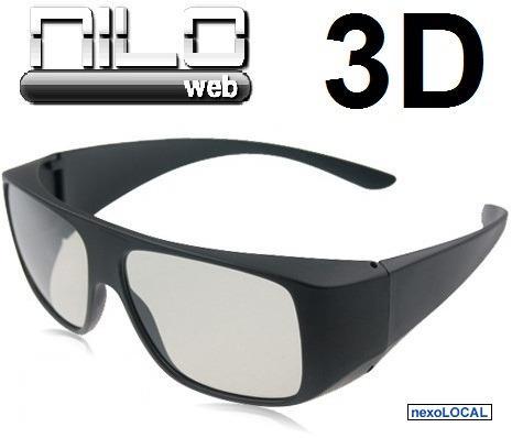 oculos 3d polarizado passivo tv monitor 3d tds as marca   OFERTAS ... d905225010