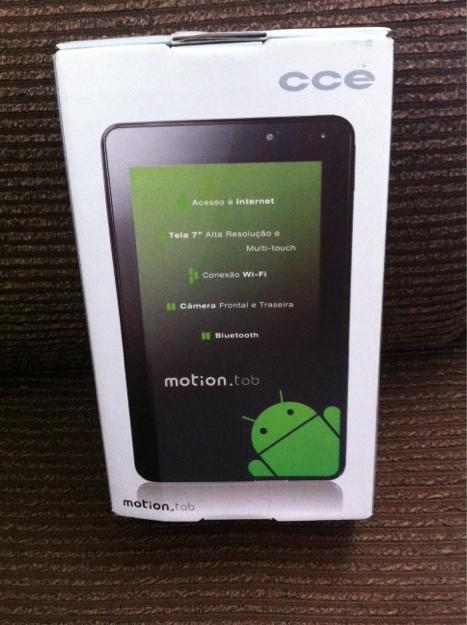 Tablet cce motion tab t