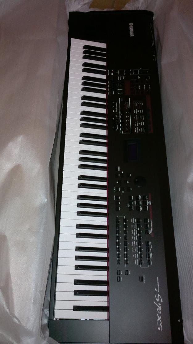 Yamaha Sxs Synthesizer