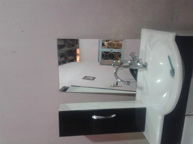 lindo armario com espelho  Vazlon Brasil -> Pia De Banheiro Com Espelho