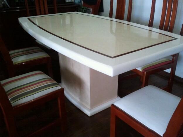 Sala De Jantar Em Laca Preta ~ mesa para sala de jantar em laca perolizada mesa exclusiva em laca