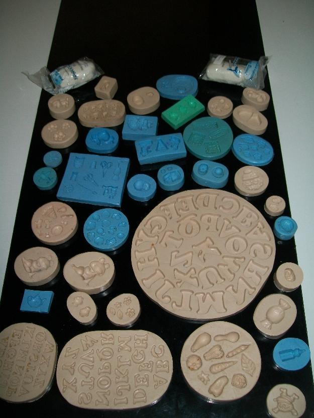Armario Japones En El Salon ~ todo material de artesanato para biscuit formas tintas Vazlon Brasil