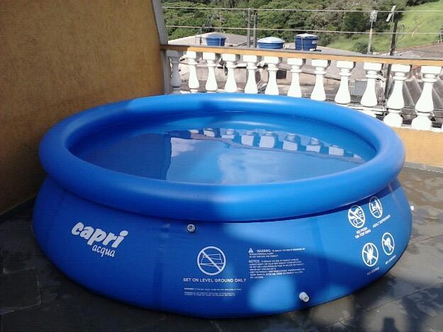 Piscina 5 mil litros for Piscina 7 mil litros