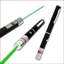 Apresentador laser verde