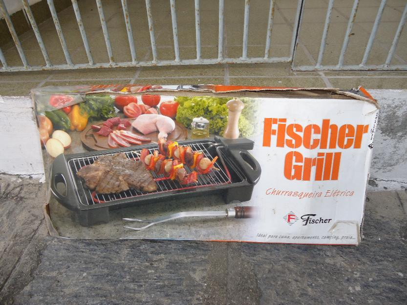 churrasqueira fisher grill