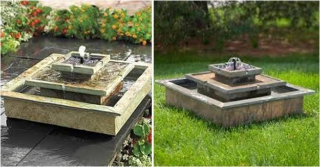 banco de concreto para jardim em jundiai : banco de concreto para jardim em jundiai:Fontes para Jardim Modernas de concreto