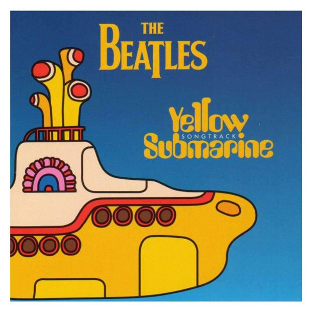VINIL BEATLES YELLOW SUBMARINE