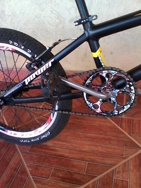 Bike cross nova sem uso