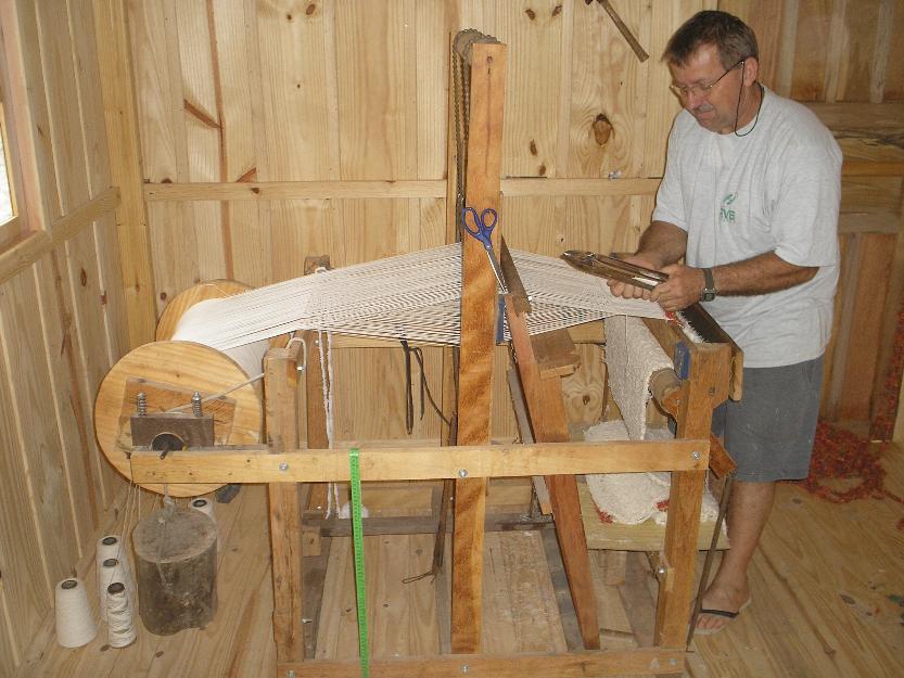 Arte Brasil Tapete Em Tear : tear manual para tapetes tear de tapetes manual em perfeito estado