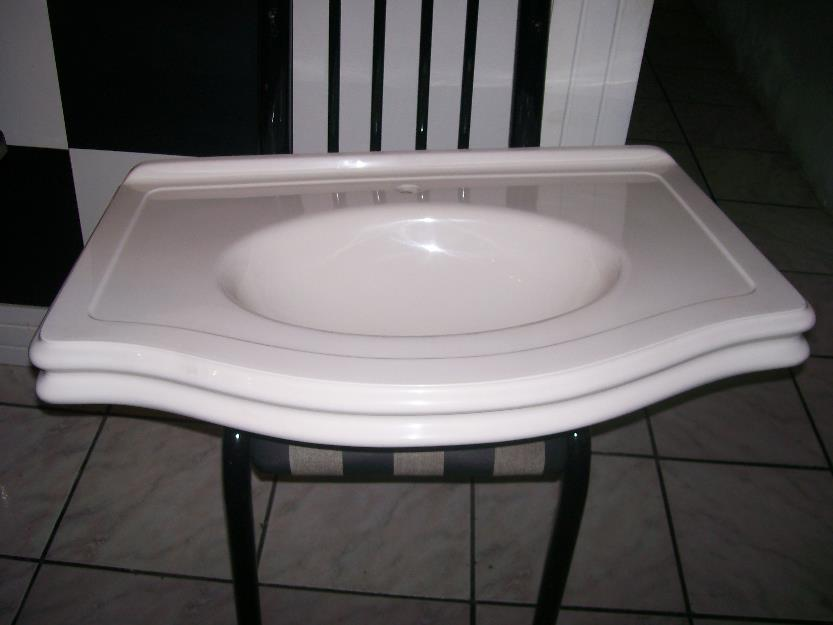 BARATO Pia Lavatório de banheiro barato # Pia De Banheiro Barata