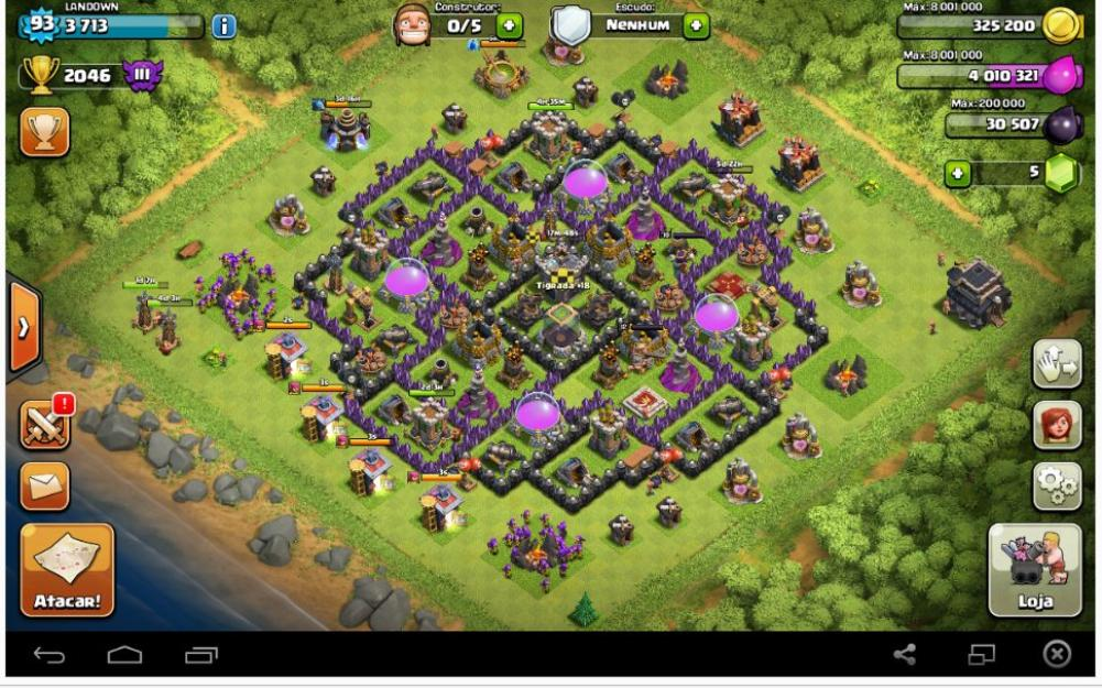 cv nivel 9 clash of clans nv android cv clash of clans hobbies ...