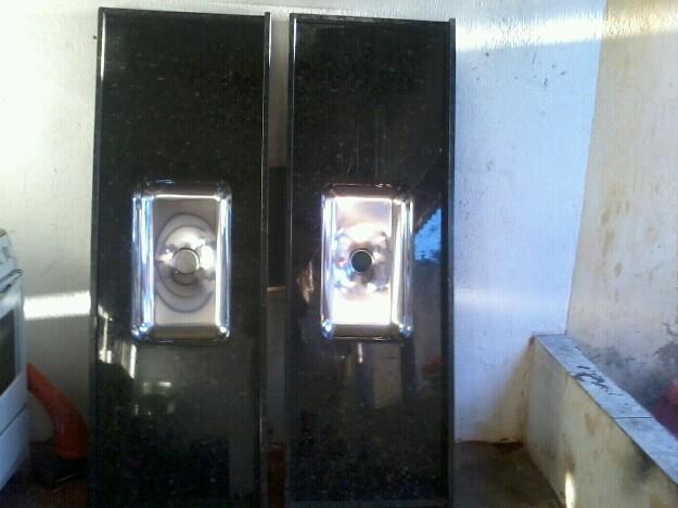 Pias banheiro e cozinha sao paulo decoracao moveis for Como se vende el granito