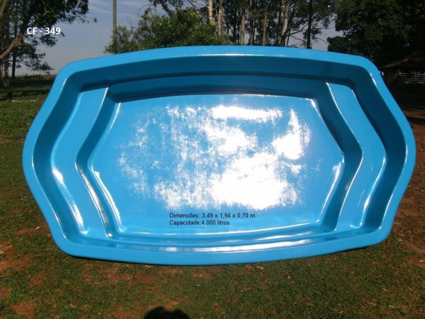 Piscina de fibra direto de fabrica vazlon brasil for Fabrica piscinas de fibra