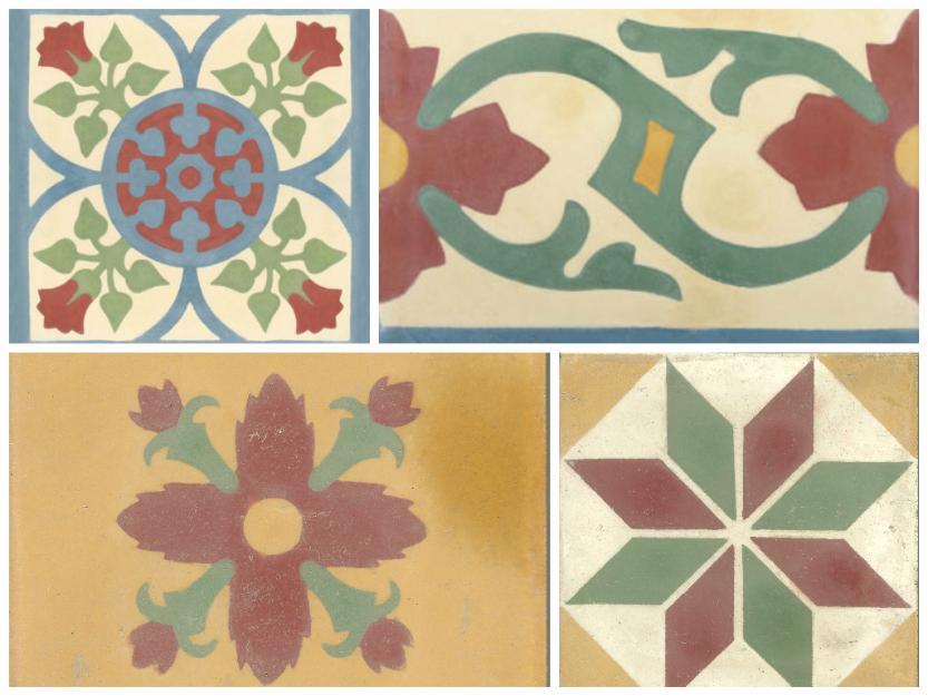 Mosaicos de feitos cacos de azulejos vazlon brasil - Azulejos para mosaicos ...