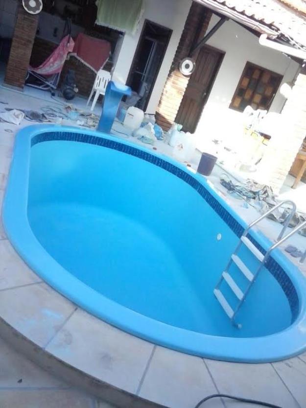 Pintura em piscina de fibra vazlon brasil - Pintura de piscina ...