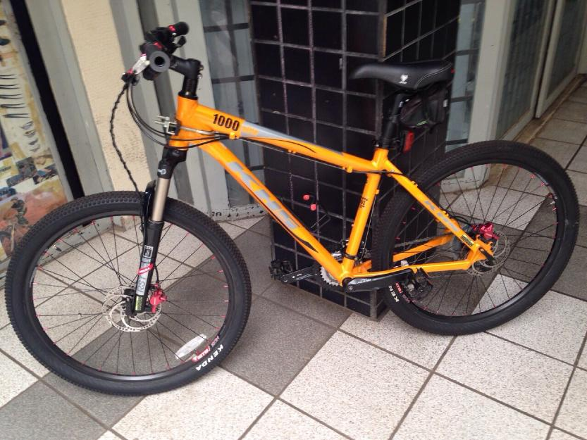 vendo bike importada aro