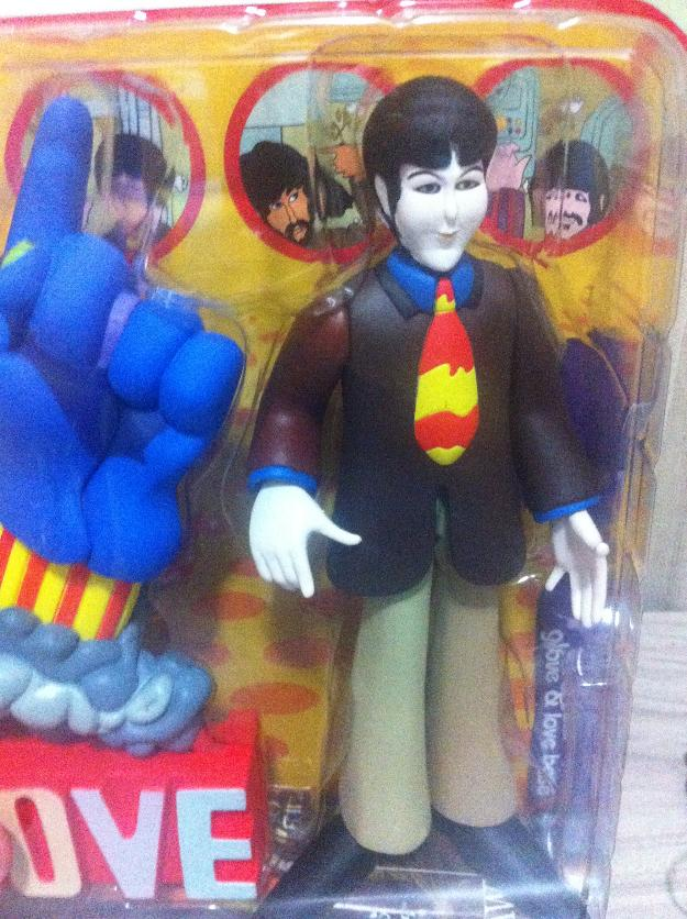 Paul McCartney Action Figure Yellow Submarine