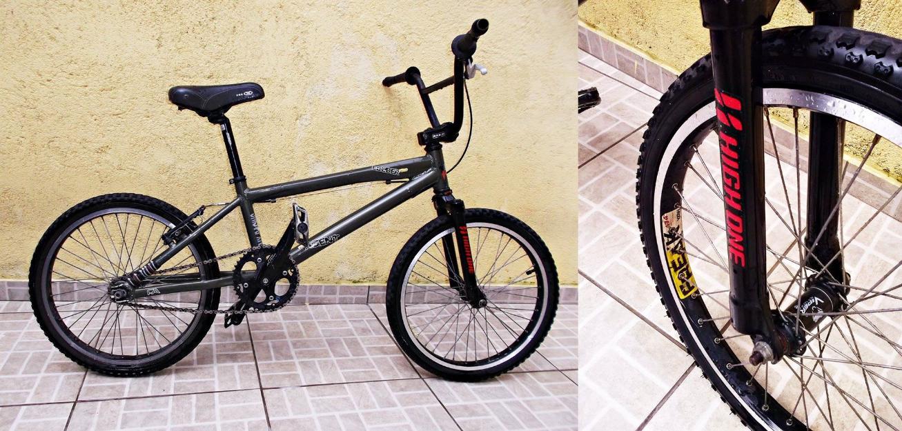 Bicicleta Bmx Semi Nova Pro X Serie Vazlon Brasil | All about loving