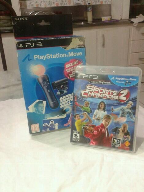 PlayStation 3 Slim Kit move completo
