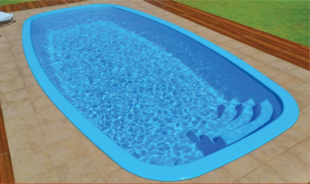 Construcao de piscina em vinil e toda montagem e vazlon for Piscina de 6000 litros