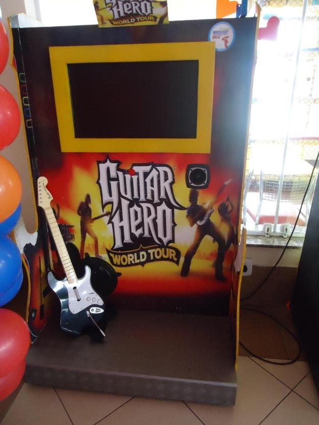 Multijogos Arcade Lcd  Guitar Hero Jukebox Karaoke Taitox2