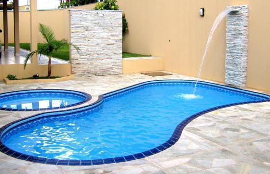 Tinta para piscina fibra vinil ou azulejo em pu vazlon for Azulejo para piscina