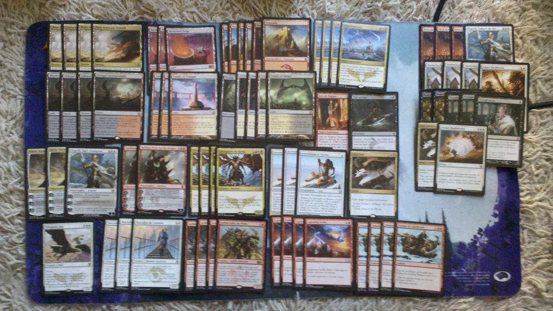 mtg top 8 decks 2015