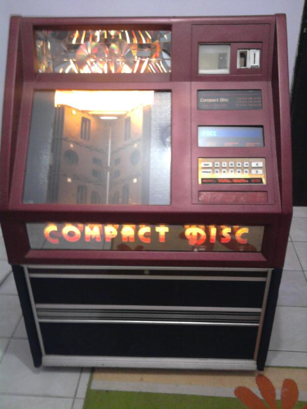 jukebox antiga