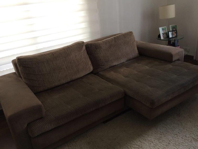 Sofa em modulos sao paulo moveis produtos vazlon brasil for Sofa 4 lugares retratil