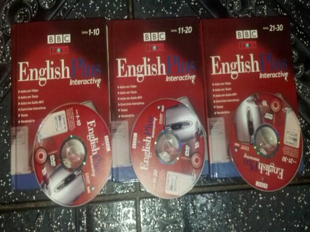 Curso de Inglês BBC English Plus Interactive