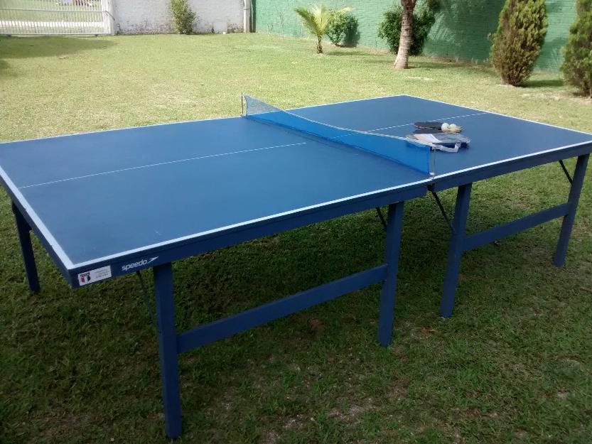 Ping pong mesa oficial vazlon brasil for Mesa de ping pong usada