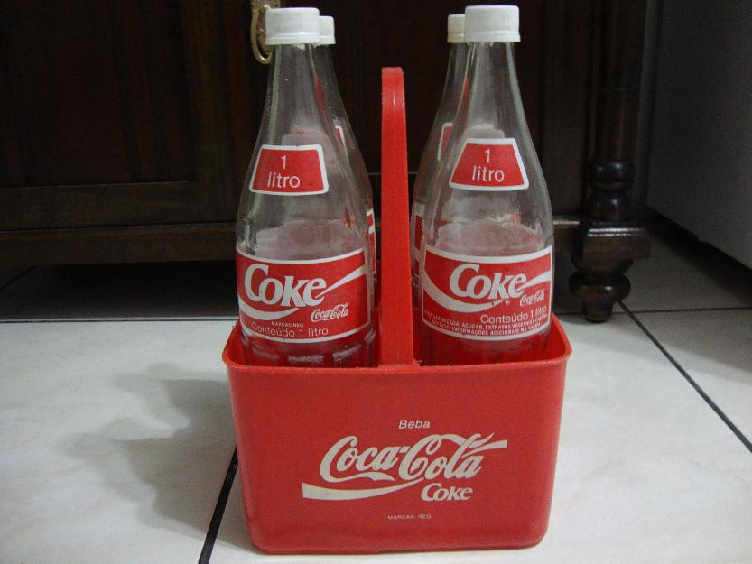 Engradado Coca Cola antigo