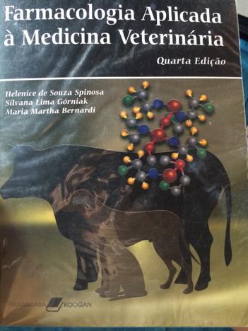 Farmacologia aplicada a medicina veterinaria spinosa