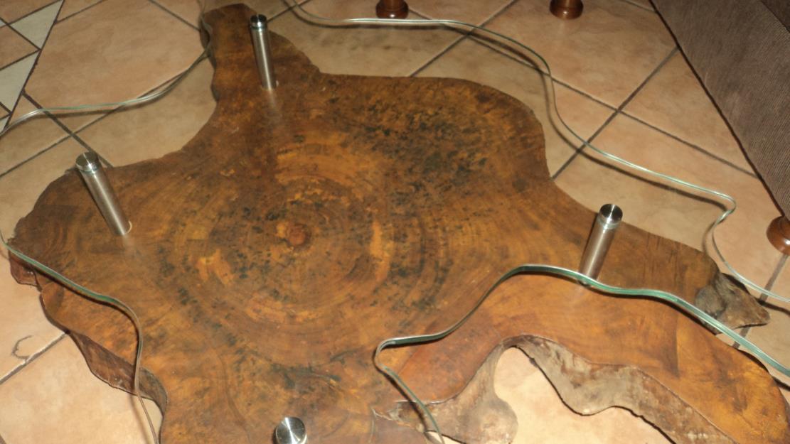 Pe de mesa de tronco de arvore vazlon brasil - Mesa de tronco ...