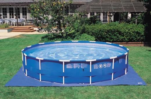 Piscina seminova Intex Estrutural