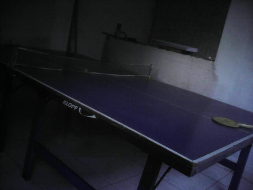 Mesa ping pong oficial vazlon brasil for Mesa de ping pong usada