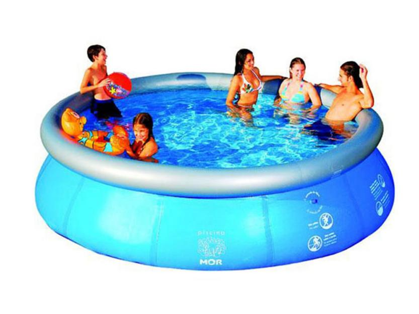Piscina Splash Fun  Litros Mor Cod: